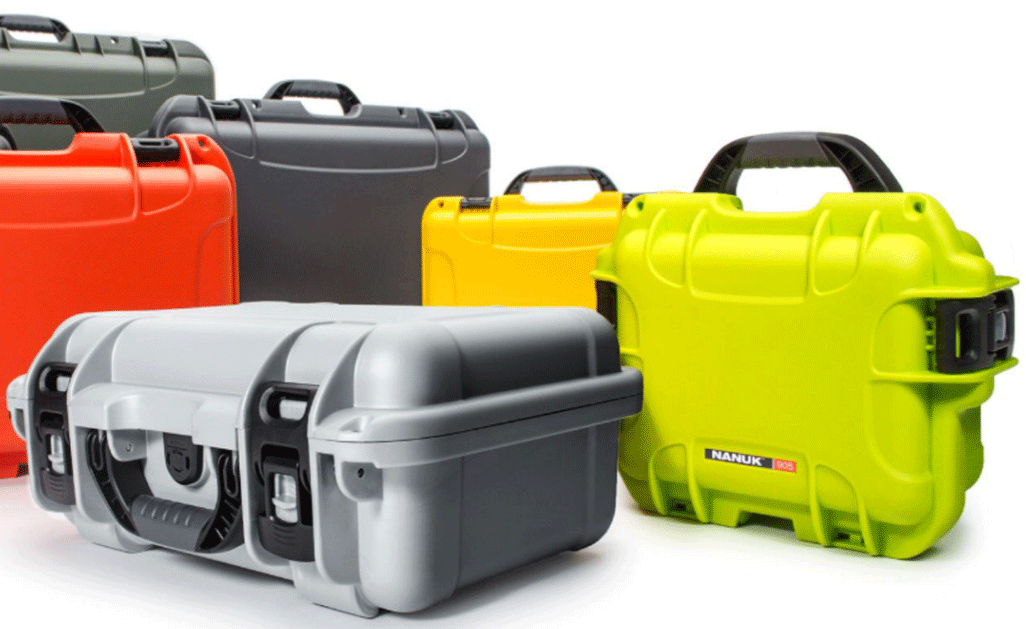 NANUK Protective Hard Cases and Accessories