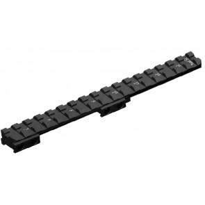 CZ - Weaver Rail for 527 Rifle, Angled 25 MOA, Black
