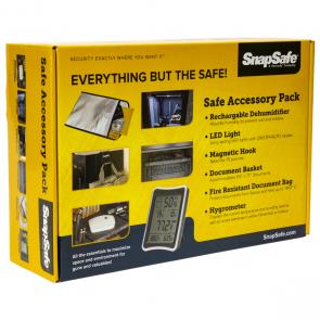 SnapSafe - Safe Accessory Pack