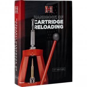 Hornady - Reloading Handbook Hornady® 11th Edition Handbook of Cartridge Reloading - Item #99241