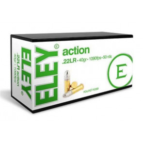 ELEY action Ammunition .22lr