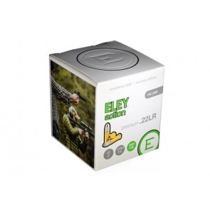 ELEY action Ammunition .22lr - Rec Pack