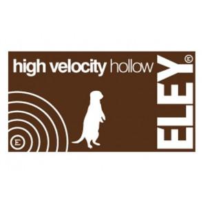 ELEY high velocity hollow Ammunition .22lr