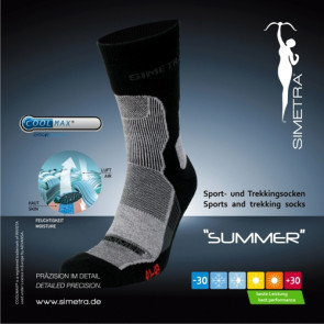 Simetra Shooting Socks