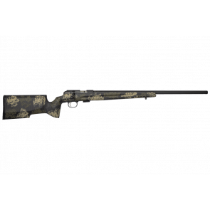 CZ - 457 VARMINT PREC. TRAINER CAMO SUPPRESSOR-READY Bolt Action Rimfire Rifle 22 LR 16.5'' barrel