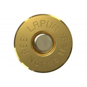Lapua - .338 NORMA MAG Reloading Cases x 100 - Box of 100