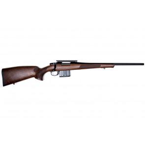 CZ - 557 Ranger Rifle. c.308 Win - Turkish Wallnut stock - detachable Magazine