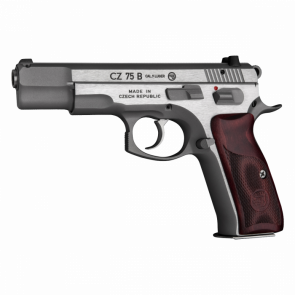 CZ - CZ 75 B - New Edition - Stainless