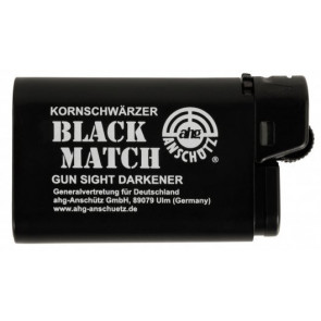 ahg black match gun sight darkener