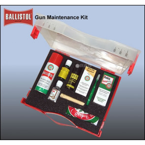 Ballistol gun care kit
