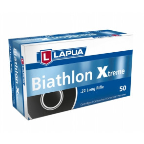 LAPUA BIATHLON XTREME Ammunition .22lr