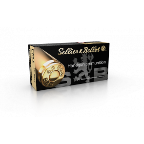 Sellier & Bellot - 10 mm AUTO 180gr FMJ (50)