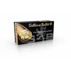 Sellier & Bellot - 38 SPECIAL NONTOX 158gr SP (50)