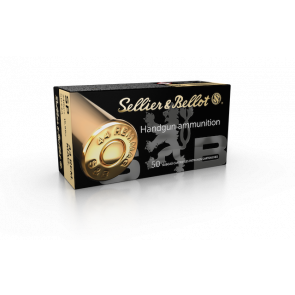 Sellier & Bellot - 44 REM. MAG. 240gr SP (50)