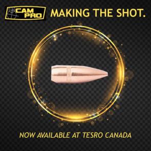 Campro - Reloading Bullets - Tokarev 85gr FCP RN - per 1000