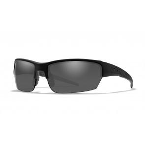 "Wiley X - ""SAINT"" Grey Lens in Matte Black Frame - Protective Eyewear"