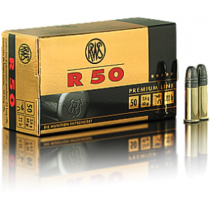 RWS R50 Smallbore Ammunition .22lr