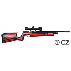CZ - 200 S Colour cal 4.5mm/.177, with riflescope 4x32 800 FPS
