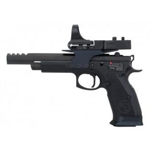 "CZ - Tactical Sport TS CZECHMATE c.9MM 5"" BBL (CZ 75)"