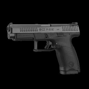 CZ - P10 SC 9mm Luger Semi Auto Pistol- 4.5″ Barrel 10+1