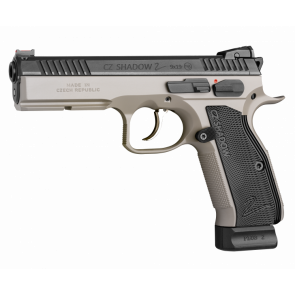 "CZ - SHADOW 2 URBAN GREY c.9MM 5"" BBL (CZ 75) ("