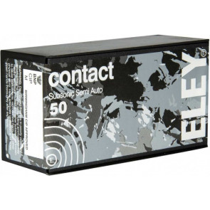 Eley Contact Ammunition .22lr Smallbore
