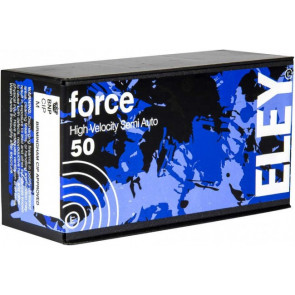 Eley Force Ammunition .22lr Smallbore