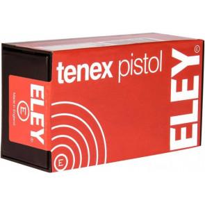 Eley Tenex Pistol Ammunition .22lr Smallbore