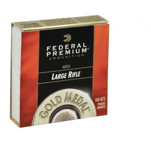 Federal - Premium Gold Medal Large Rifle Match Primers - #210M