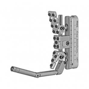 MEC hook butt plate FREE POSITION II