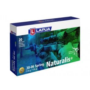 .30-06 Spting. 170gr. (11g) Naturalis LR - Lapua N558 - Box of 20