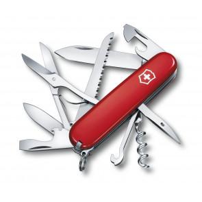 Victorinox - Huntsman  RED - pocket knife now available at Tesro Canada