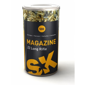 SK Magazine Smallbore Ammunition .22lr