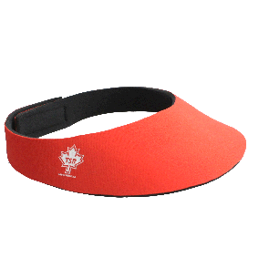 TSR Neoprene Hat Red