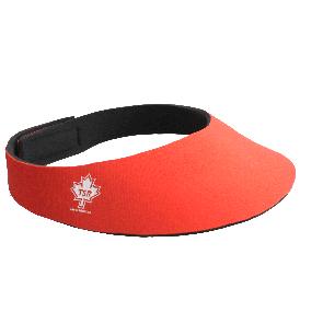 TSR Neoprene Hat Red