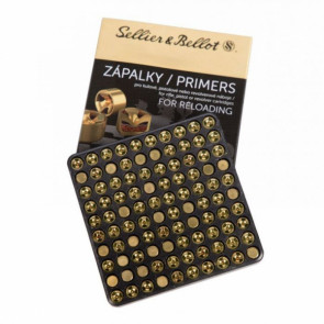 Sellier and Bellot Primers - Small Rifle - Box of 1000