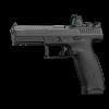 "CZ - P-10 F OR c.9MM 4.5"" BBL BLACK Semi Auto Pistol"
