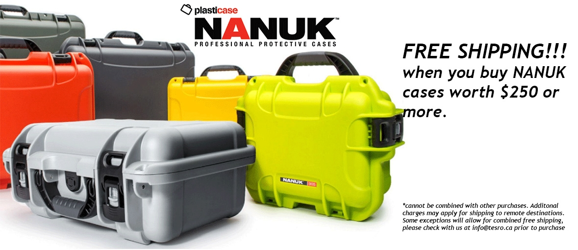 Free shipping on nanuk cases 250