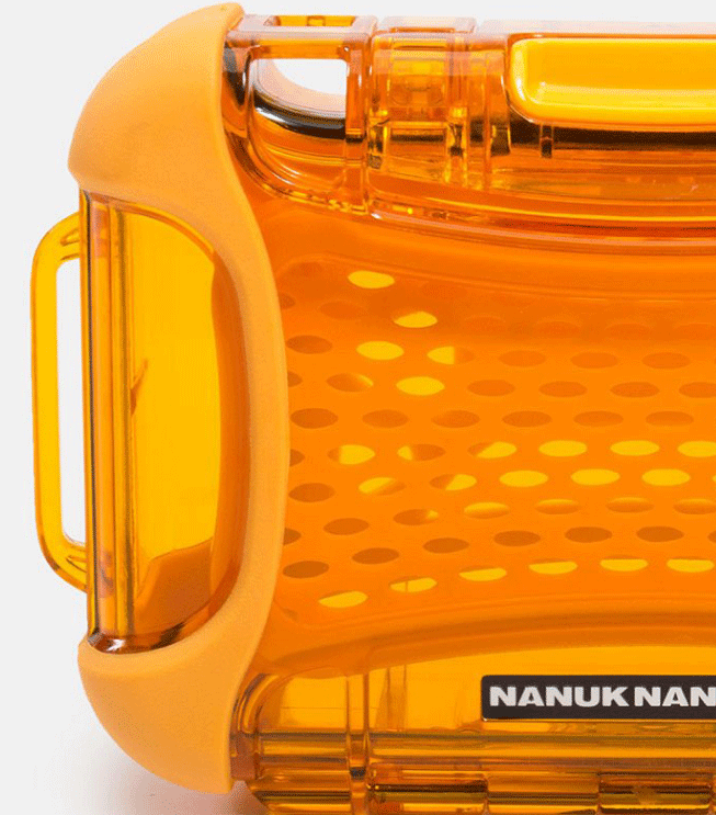Nanuk Nano attachment points