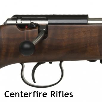 Centerfire rifle anschuetz