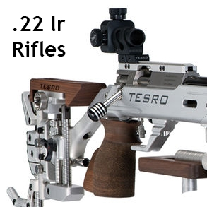 Tesro SBR 100 smallbore match rifle